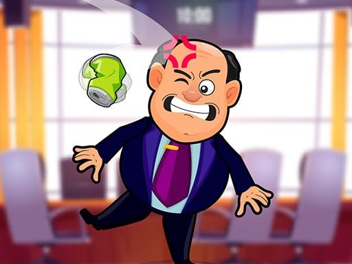 הבוס כועס
